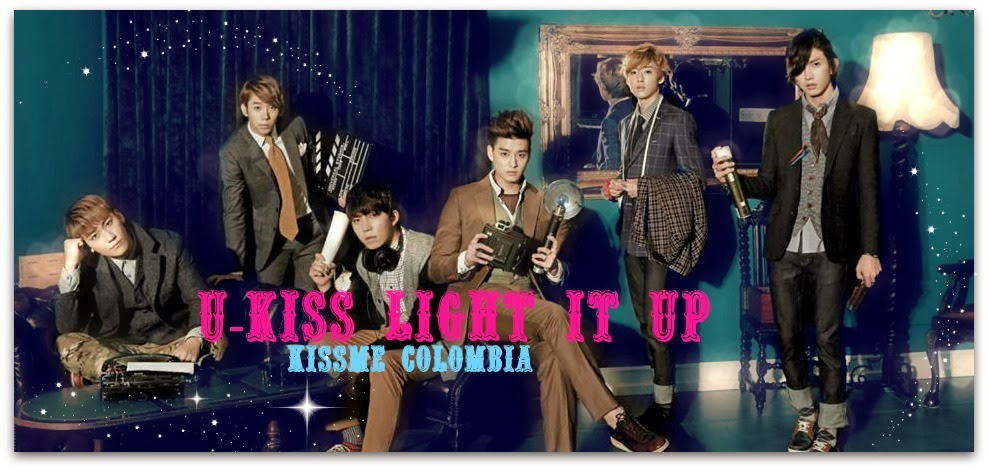 U-KISS Light It Up
