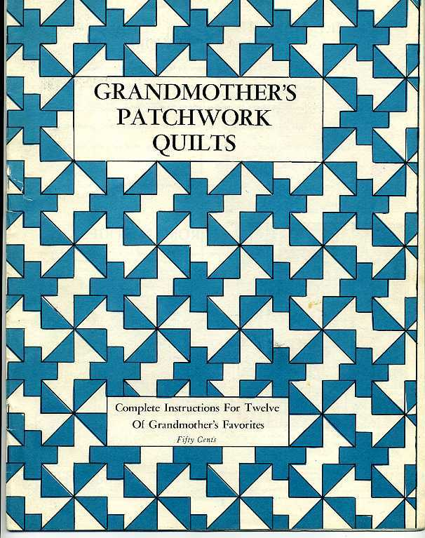 Cant Quit Quilting 70 Year Old Quilt Patterns