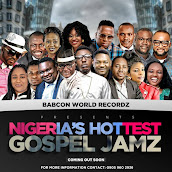 NIGERIA'S HOTTEST GOSPEL JAMZ