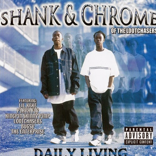 Shank & Chrome - Daily Living