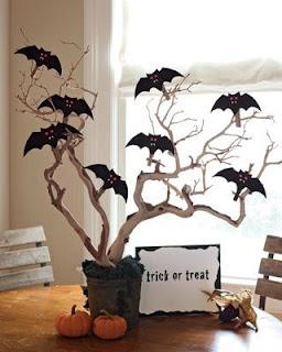 Arranjo de Halloween