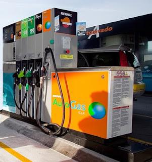 Repsol en proceso de expansión de su red de Autogas en Mallorca