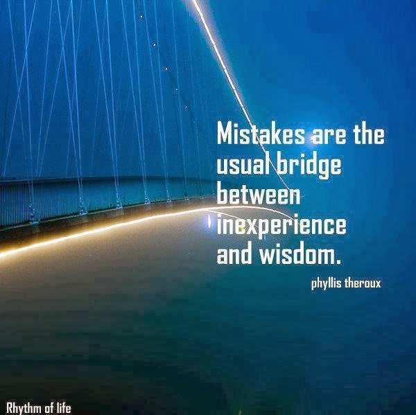 About Mistakes