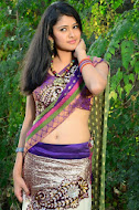 Kowsalya Hot Navel Show