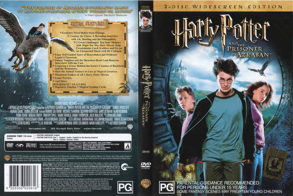 Harry Potter and the Prisoner of Azkaban - Action Game