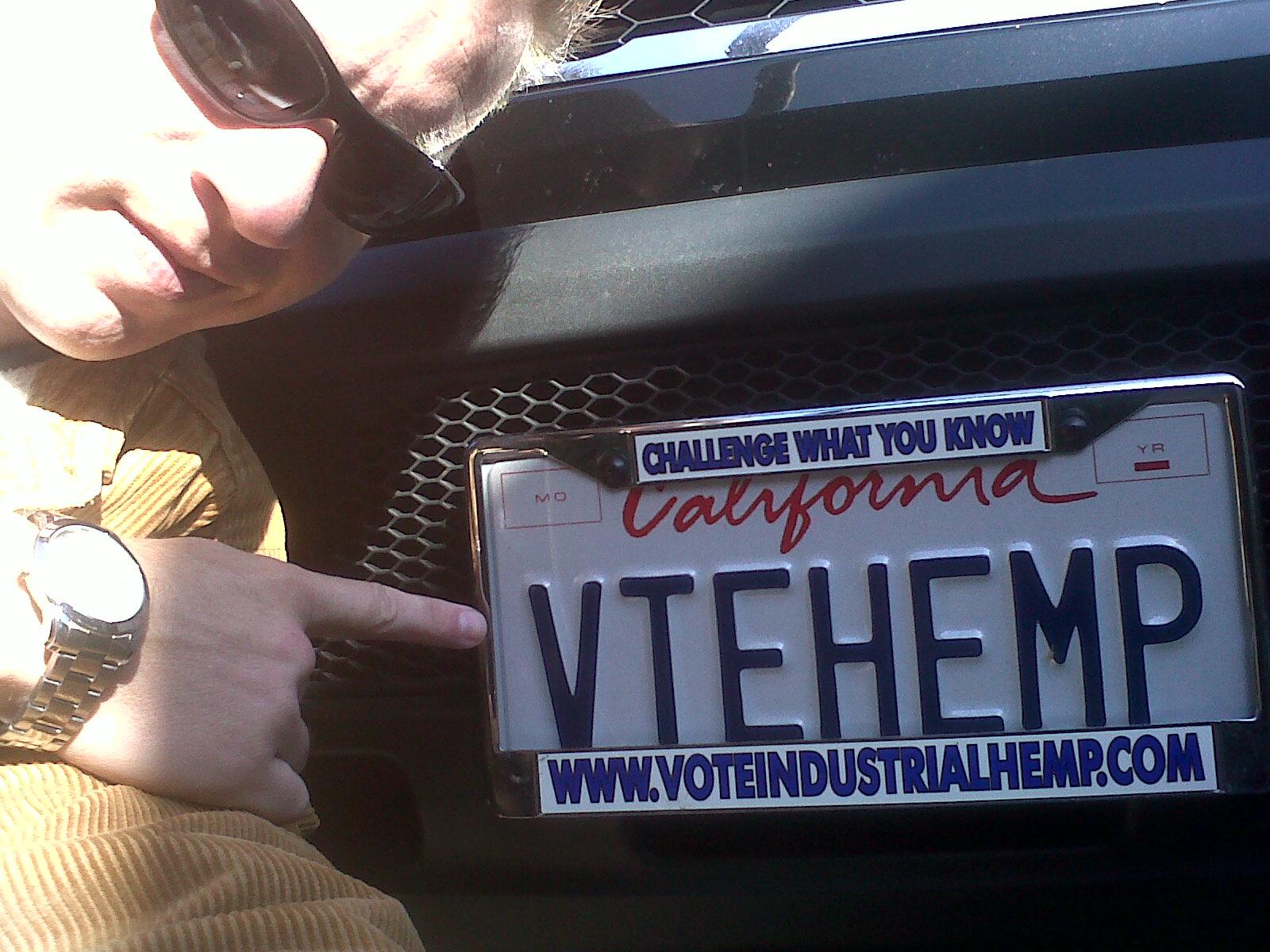 Vote Hemp!!
