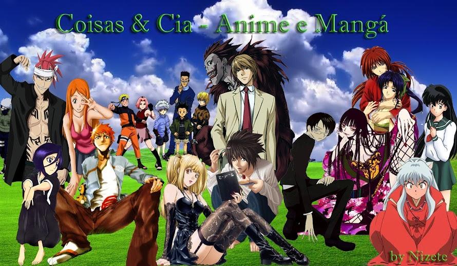 Cia dos Animes & Mangás