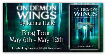 On Demon Wings Blog Tour: Character Post & Giveaway