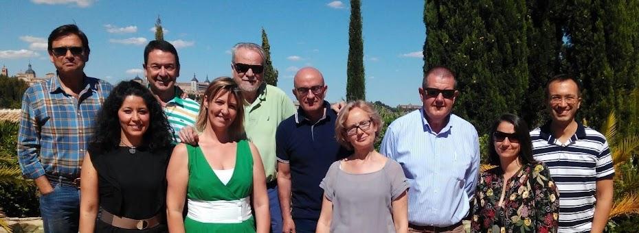 Forum Europeo de Administradores de la Educación. Castilla-La Mancha.