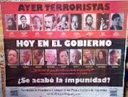 La Agenda de los Terrorista