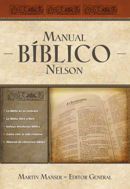 Martin Manser-Manual Bíblico Nelson-