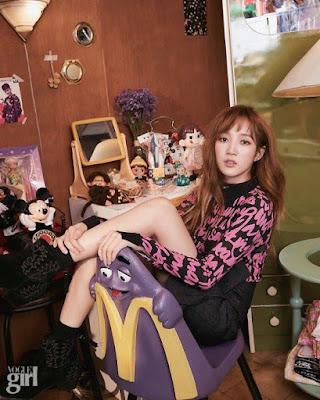 Jia miss A Vogue Girl December 2015