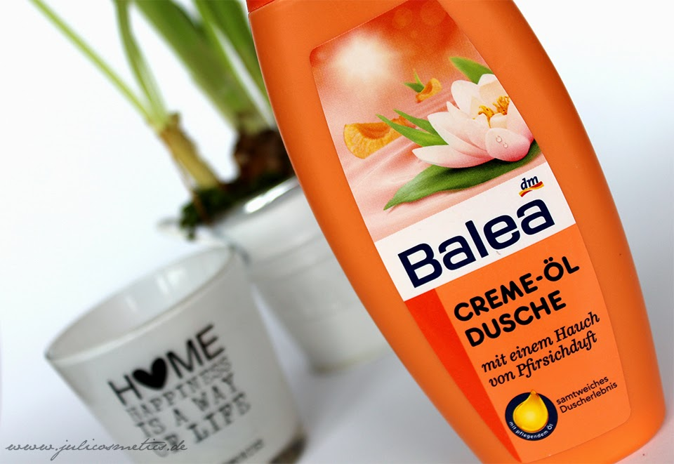 Balea Creme-Oel Dusche