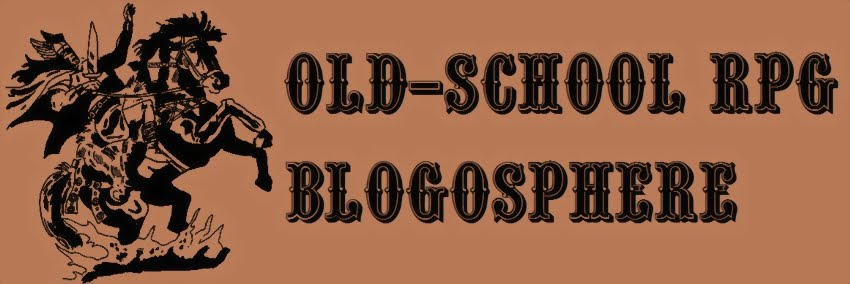 Old School RPG Blogosphere