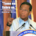 In Video and Text: Vice President Jejomar Binay's Full Speech on Why He Quit Pesident Aquino's Cabinet