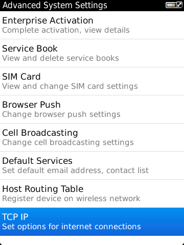 how to use internet on blackberry without bis plan.
