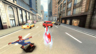 Game Android: The Amazing Spider-man 2