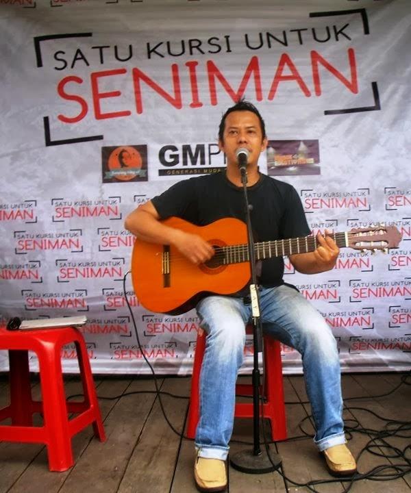 Pemilihan Caleg DPRD Kalbar 2014 Satu Kursi Untuk Seniman