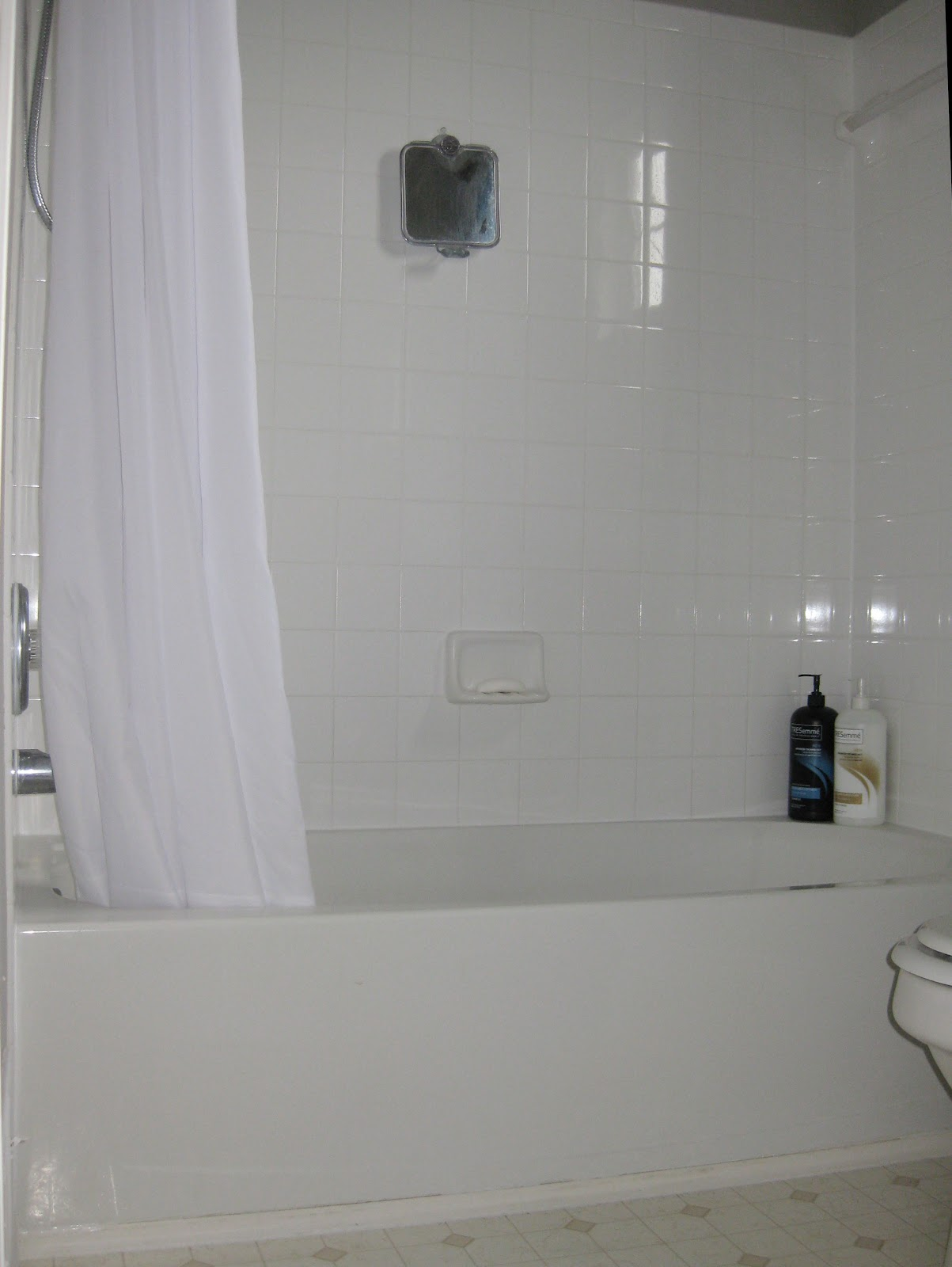 Bathtub Wood Panel Cover