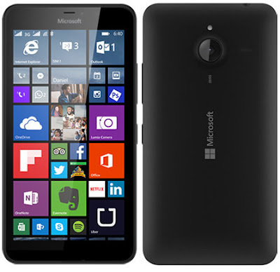 Microsoft Lumia 640 Dual SIM complete specs and features