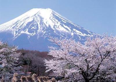 Asal Usul Nama Gunung Fuji