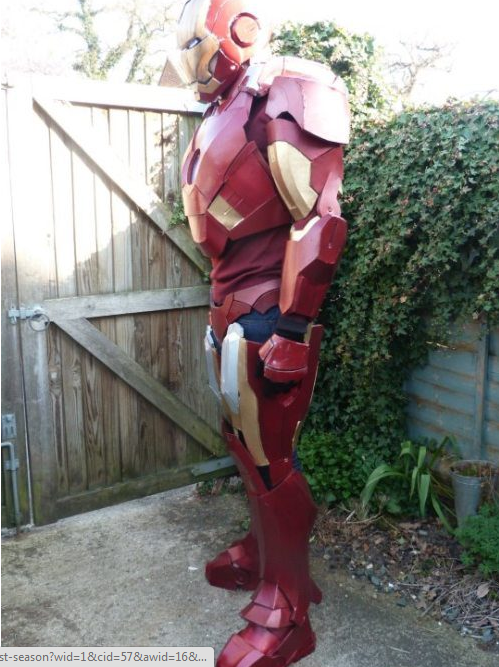 "2013 05 01 225654 Cara Cara Membuat Suit ""Iron Man"" !!"