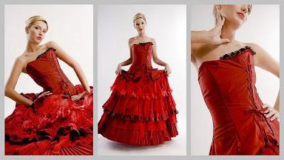 Fotos e imagens de Vestidos de Cerimônia