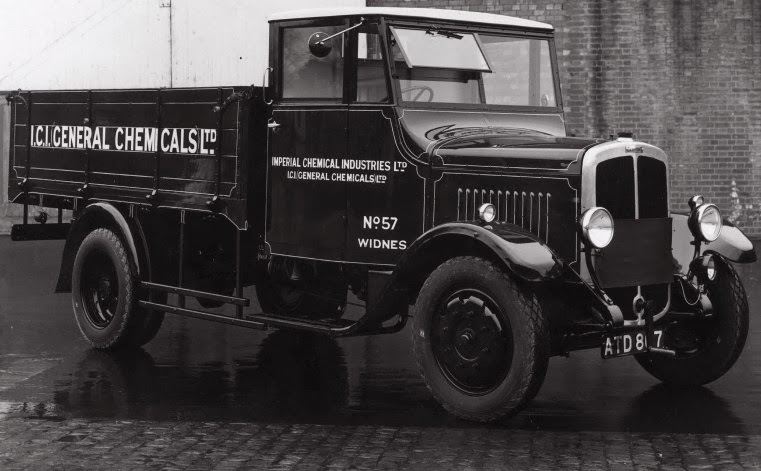 The History of Thornycroft Trucks Pictures