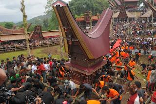 Rambu Solo Toraja