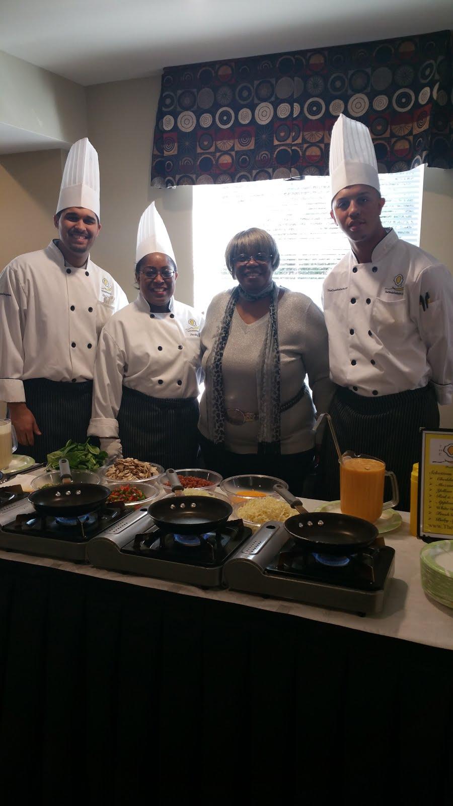 The Omelette Guys