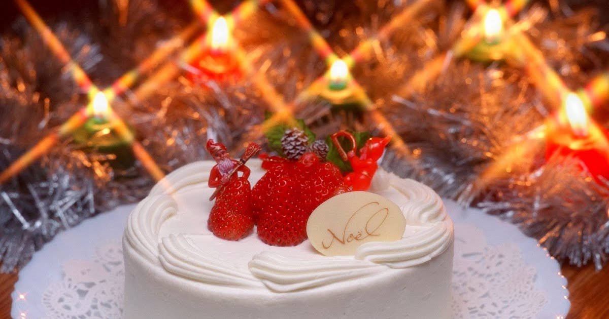 Christmas Cakes HD Wallpapers - HD Wallpapers Blog