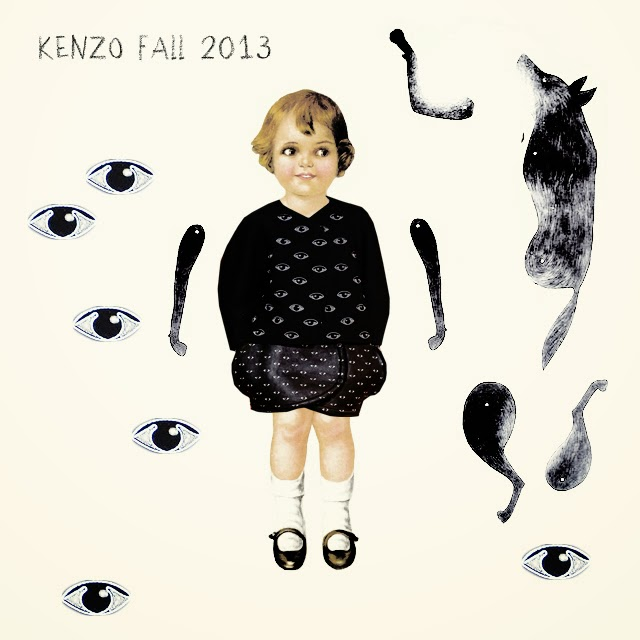 Kenzo Fall 2013