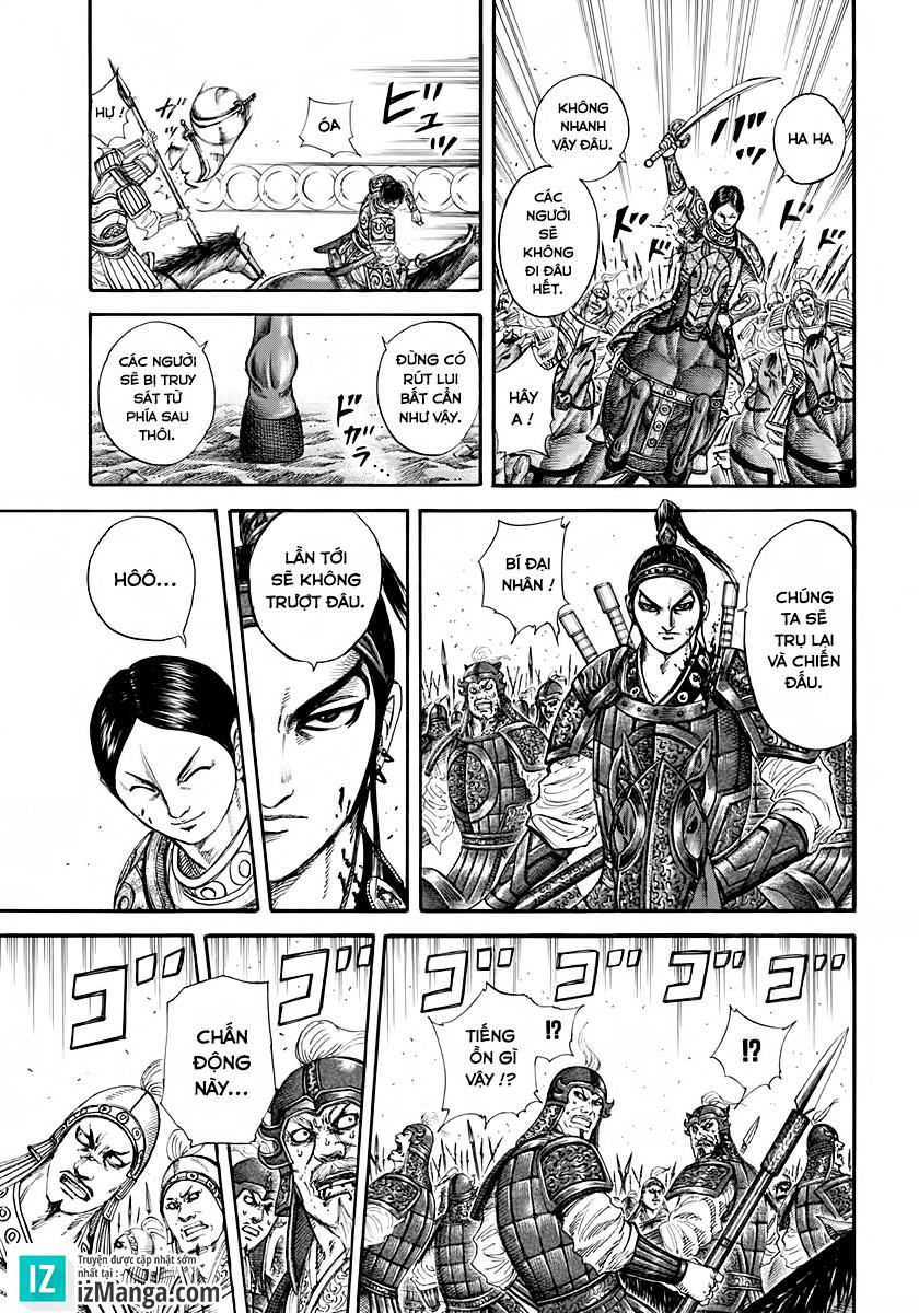 Kingdom - Vương Giả Thiên Hạ Chapter 205 page 17 - IZTruyenTranh.com