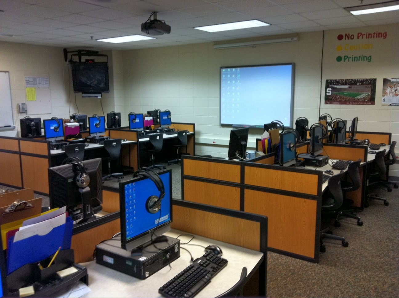 Hutchings Computer Lab