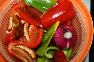 ricetta wurstel verdure