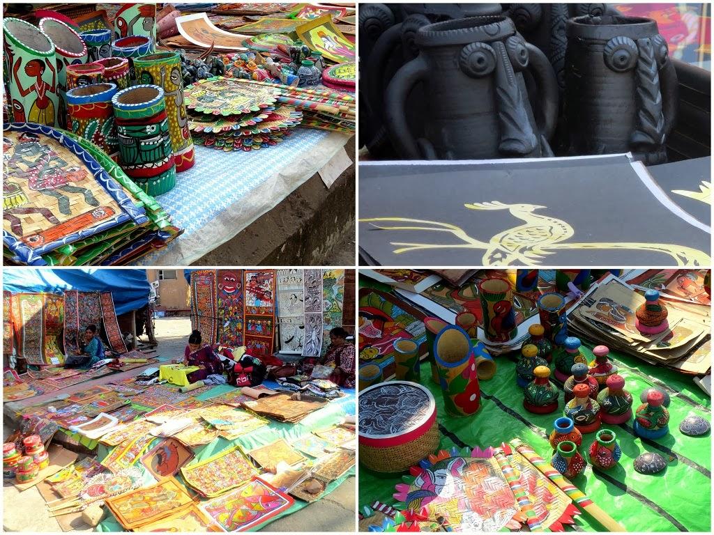 Handicrafts Kolkata Westbengal Fairs