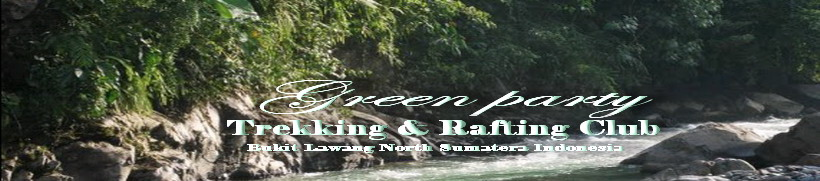 Green Party Trekking &amp Rafting Club Bukit Lawang North Sumatera Indonesia