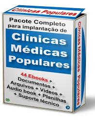 44 E-books + Vídeos + Documentos + Planilhas + Consultoria Online