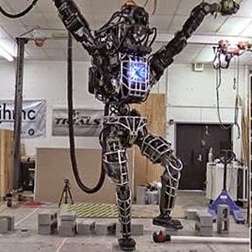 Empresa do Google cria robô Karatê Kid