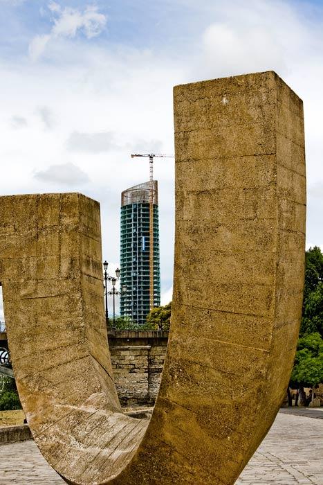 Monumento a la Tolerancia, Torre Pelli, Sevilla