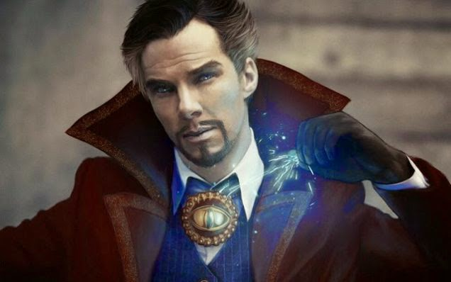 DOCTOR STRANGE: Marvel Studios Lands Who They Have Wanted All Along... Benedict Cumberbatch