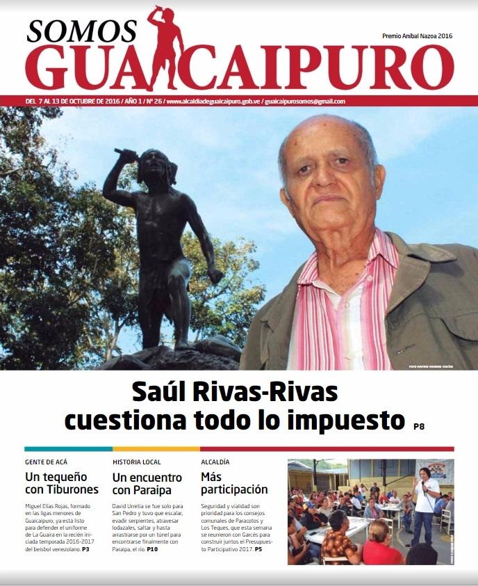 Somos Guaicaipuro 26