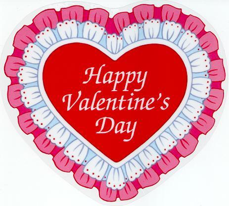 image heart valentine day card