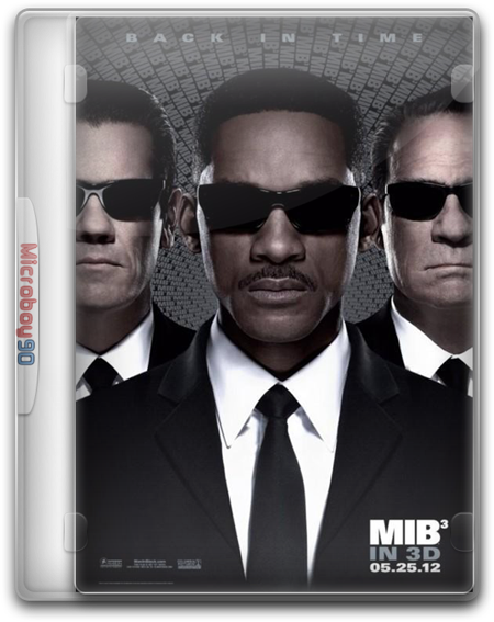 Men in Black III (2012) 720p BRRip Dual Español Latino-Inglés
