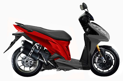 Vario CBS 125 Modifikasi