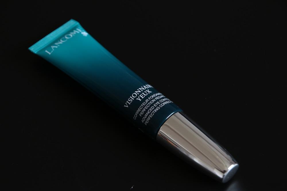 lancôme visionnaire crème yeux test avis