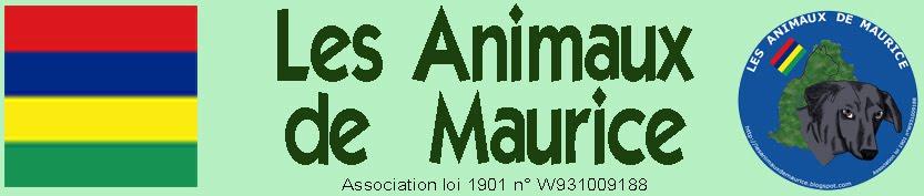 Aidons les Animaux de Maurice