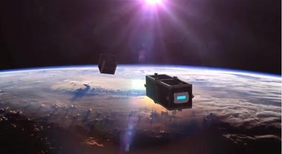 Swiss Bangun Satelit Pembersih Sampah Antariksa