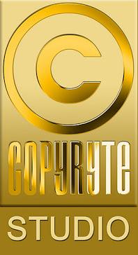 COPYRYTE RECORDING LOGO'S
