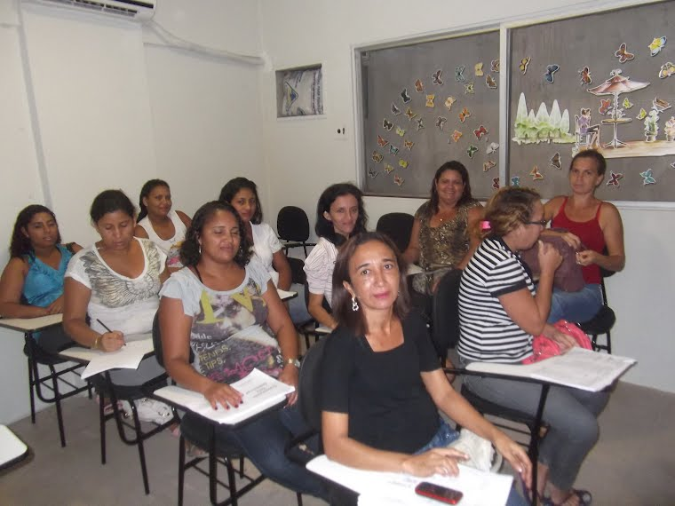 Curso Camareira Maio/2012